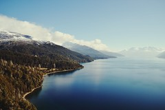 Lago Traful (JavierAndrs) Tags: trip travel viaje trees s