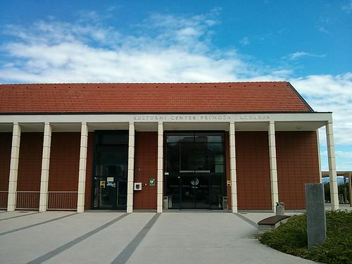 At Kulturni center Primoža Trubarja