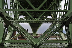 Silver Jubilee Bridge (Dave McGlinchey) Tags: bridges silverjubileebridge runcornwidnesbridge