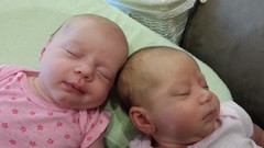 sisters (dtobias) Tags: usa twins 2013 flickrandroidapp:filter=none amiranora twins003