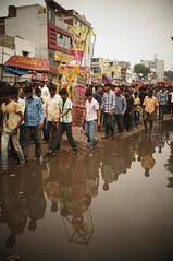 Bonalu Procession (2013) - 239 (Rajesh_India) Tags: india festival festive colorful sony traditional traditions annual procession colourful tradition hyderabad mythology oldcity charminar bonalu 2013