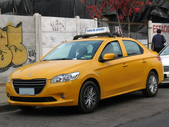Peugeot 301 1.6 HDi Active 2013 (RL GNZLZ) Tags: peugeot hdi carspotting sharetaxi peugeot301