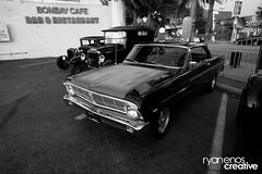 Teddy's Cafe Car Show (Ryan Enos Creative) Tags: santa monica hotrod classiccars musclecar teddys carculture californiacar