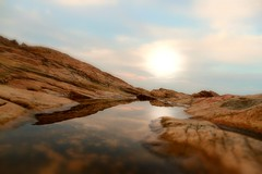 image (Lindsey... Instagram - 0lindsey0) Tags: sunset sea sun sunlight reflection nature water pool rock clouds coast rocks cloudy tidal flickrchallengegroup flickrchallengewinner achallengeforyou thechallengefactory agcgsweepchallengewinner agcgsweepwinner photocontesttnc13