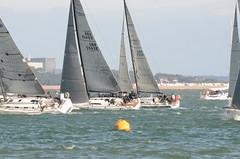 Little Britain Challenge Cup (wightbern) Tags: sea nikon sailing sails racing isleofwight solent regatta yachts 70300mm cowes 70300mmf4556gvr d7000 littlebritainchellengecup2013