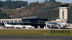 Portugalia Embraer ERJ-145 CS-TPN