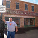 """Arizona: Patrick Wright, University photographer, as he was """"standing on the corner in Winslow, Arizona."""" • <a style=""""font-size:0.8em;"""" href=""""http://www.flickr.com/photos/49650603@N07/9785268993/"""" target=""""_blank"""">View on Flickr</a>"""