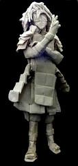 Origami - Madara Uchiha (Neelesh K) Tags: anime origami madarauchiha origamimadara