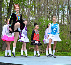 High-stepping dancers take the stage