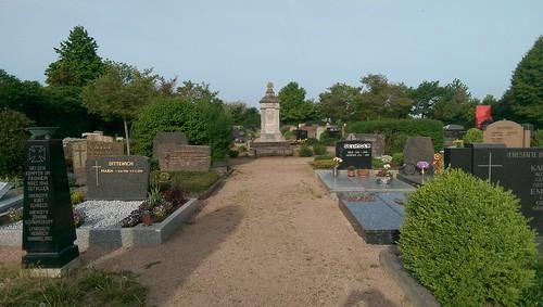 Friedhof von Hahnheim