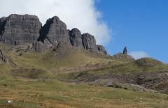 the Storr (lucienmanshanden) Tags: skye highlands storr theoldman