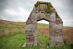 The Doorway to Pendle 1672 (D.GFX.) Tags: pictures urban fish eye art heritage history abandoned rural underground lens landscape photography design photo graphics nikon photoshoot shot angle mask graphic decay exploring explorer wide structures sigma gas fisheye explore crew historical gasmask local macabre disturbed doomsday exploration interest decayed ue pillbox urbex briercliffe rossendale burnley pendle samyang rurex d7100 crewshot