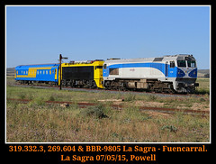 Tus primeros metros (Powell 333) Tags: españa amigos train canon tren trenes eos spain chopper gm general rail railway trains motors gato 7d gata material cafeteria railways caf mitsubishi cafetería pintura 604 bbr castilla mancha ferrocarril renfe generalmotors asociación 319 castillalamancha 332 asociacion 269 caldero adif ffcc 9805 operadora 2696 convencional 3193 nohab castillamancha gatomontes renfeoperadora eos7d canoneos7d integria aafm 269604 materialconvencional 319332 renfeintegria gatamontes bbr9805