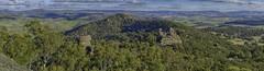 Golden Hour Tors (Arcus Cloud) Tags: panorama clouds landscape golden landscapes rocks hour granite hdr tors tarana cown hdrpanorama