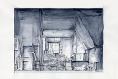 It's All in the Detail: Julia Trevelyan Oman's immersive designs for <em>La bohème</em>