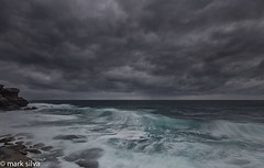 breakin' now I'm feelin' (mark silva) Tags: ocean cloud clouds sydney australia nsw cronulla kurnell capesolander