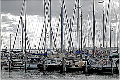 Le port de Marken, Waterland, Nederland (claude lina) Tags: claudelina nederland netherlands paysbas hollande village marken waterland port haven
