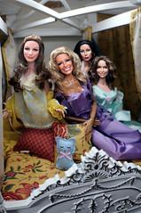 Pajama Party (FarrahF) Tags: barbie barbiecelebrity barbiecollectible barbiefashion barbiefurniture barbrajoanstreisand barbrastreisand mattelbarbrastreisand barbiebarbrastreisand oscarwinnerbarbrastreisand emmynominated emmywinner emmywinningactor goldenglobenominatedactor goldenglobe charliesangels charliesangelsdoll charliesangelsfarrahfawcett charliesangelsjillmunroe cher sonnycher 16scale 16 16scalediorama 16scaledioramaroombox 16scalefurniture regentminiaturescom regentminiatures regentminiaturesroombox regentminiaturesdiorama regentmansion kenhaseltine noelcruz noelcruzrepaint ncruzcom myfarrahcom farrahfawcett farrahfawcettdoll farrahfawcettmajors farrahlenifawcett farrah ooak ooakdiorama ooakfashionroyalty 16scalecelebrity jlo jlocollectible jlodoll jlobarbie jlobarbieooak jloworldtourdoll jenniferlopez jennyfromtheblock jenniferlopezbarbie jennifer