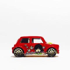 "Austin Mini ""The Beetles"" series #diecast #hwc #hotwheels #thebeetles #toypics #toycrew #mod #rockandroll #LaLD #liveandletdiecast (rplantt) Tags: ifttt instagram thebeatles diecast"