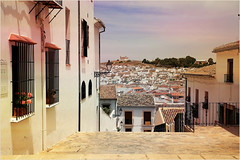 A Antequera, Andalucia, Espana (claude lina) Tags: claudelina espana spain espagne andalucia andalousie ville town city antequera paysage landscape