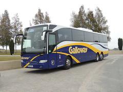 DSCN7676 Galloway, Mendlesham 338 BF15 XPJ (Skillsbus) Tags: buses coaches france england mercedes tourismo galloway bf15xpj