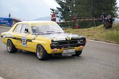 Opel Commodore A GS-2800 (1970) (PWeigand) Tags: 2015 bayern berchtesgaden edelweissclassic oldtimer opelcommodoreags28001970 rosfeldrennen deutschland