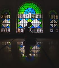 Prayer (iamRR7) Tags: dhaka mosque colours pray prayer bangladesh peace islam muslim mobilegraphy reflection symmetry