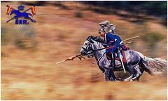 A LA CARGA!!! (luissnchezmolina) Tags: caballeria guardia real caballo ejercito espaa spain