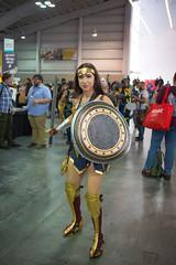 Wonder Woman (Doug's Photography) Tags: nikon nikond610 d610 fullframe nikon3570mmf28 3570mmf28 zoom nikonsb700 sb700 nycc nyc newyork newyorkcity newyorkcitycomiccon comiccon 2016 cosplay portrait costume person people