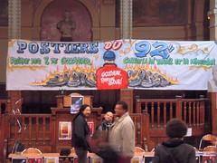 LA BOURSE DU TRAVAIL (marsupilami92) Tags: frankreich france goodyear syndicat cgt solidaires soutien manifestation justice appel banderole paris ledefrance 75 boursedutravail 10emearrondissement