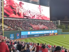 20161014_202111_Richtone(HDR) (reddawg5357) Tags: progressivefield clevelandindians cleveland clevelandohio chiefwahoo alcs indians tribetown tribetime mlb baseball bluejays