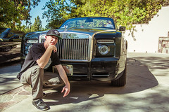 BTS: Bobo Norco filmed by Jeff Klevins (Kyle Jetter) Tags: bts jeff klevins bono norco rap rolls royce los angeles high life salty state kcj