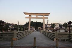 Brücke und Tor