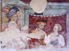 Salimbeni - King Herods banquet (petrus.agricola) Tags: lorenzo jacopo salimbeni scenes life saint john baptist urbino marche italy oratorio san giovanni battista
