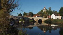 Wrnitzstein, Landkreis Donau-Ries, Bayern (tarnpulli) Tags: wrnitz fluss brcke bayern bavaria southgermany river bridge