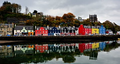 Tobermory reflections (images@twiston) Tags: tobermoryreflections tobermory ballamory mull isleofmull scottish inner hebrides argyll argyllandbute harbour dockside cottages colourful iconic waterfront buildings shops hotel pub afternoon isle island highlands islands scotland landscape innerhebrides imagestwiston schottland caledonia ecosse escoia alba scottishhighlands
