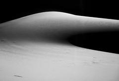 Iran - maranjab desert - sand dune (ali.fathi) Tags: outdoor 2016 blackandwhite monochrome minimalism sanddune nature iran desert creative abstract nikon travel d810 bw