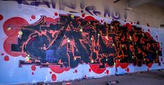 DSC_0335 (Under Color) Tags: leipzig graffiti lost places urban exploring leipsch walls