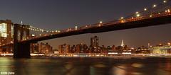 Brooklyn Bridge ... (elektro_heiko) Tags: newyork brooklyn brooklynbridge manhatten usa urlaub amerika empirestatebuilding eastriver