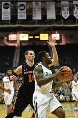 MBasketball-vs-Oregon State, 12/3, Chris Crews, DSC_9027 (Niner Times) Tags: 49ers basketball beavers cusa charlotte d1 mens ncaa oregon pac12 state unc uncc ninermedia