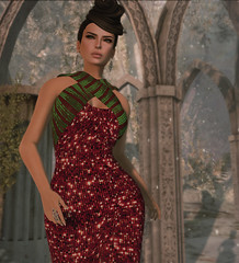 (Cindy Gedenspire) Tags: slchristmasexpo gsloane captivating glitter belleza boon
