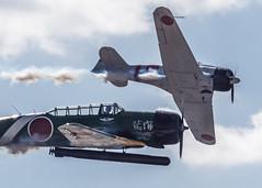 Tora! Tora! Tora! (jschneider928) Tags: caf commemorativeairforce wwii warbirds planes aircraft