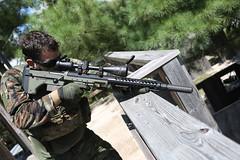 airsoft sniper srs a1 (TheSwampSniper) Tags: airsoft sniper swamp bolt action ballahack marksman replica intervention elite force g28 novritsch owner field ghillie suit hood best dmr high powered spring aeg