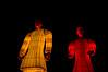 The Lanterns of Terracotta Warriors (Jori Samonen) Tags: lantern terracotta warrior army china chinese background kamppi helsinki finland nikon d3200 180550 mm f3556 dark