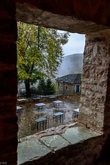 view to Syrrako village (photographISO) Tags: syrrako tzoumerka ioannina greece