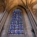 Stained glass - Cathédrale Notre-Dame de Rouen