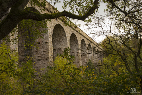 Podgill Viaduct.