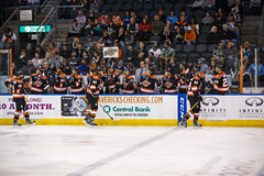 "Missouri Mavericks vs. Fort Wayne Komets, November 11, 2016.  Photo: John Howe/ Howe Creative Photography • <a style=""font-size:0.8em;"" href=""http://www.flickr.com/photos/134016632@N02/30946923036/"" target=""_blank"">View on Flickr</a>"
