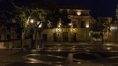jlvill  445  Casa Palacio Aramivar  y Plaza del Castillo (jlvill) Tags: palacios castillos plazas nocturno nocturnas urbanas arquitectura historica historia 1001nights 1001nightsmagiccity