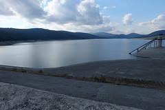 Last stop for the day- Sioni Reservoir (oldandsolo) Tags: georgia formerrussianterritory kakhetiregion sionilake sioniwaterreservoir touristspot freshwaterlake watersupply